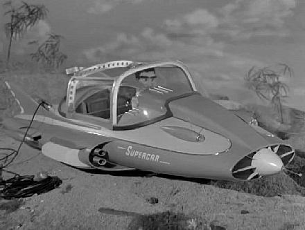 Bad Movie Day - Tarzan The Wonder Supercar Redlines An Ultraman.  It's The Funda. (1/5)