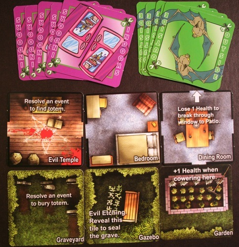 A Conversation With...Jeremiah Lee, designer of Zombie In My Pocket & Zombie House Blitz (6/6)