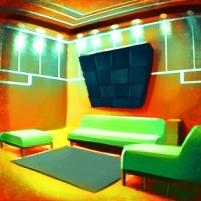 Lounge of Opulent Frugaltiy