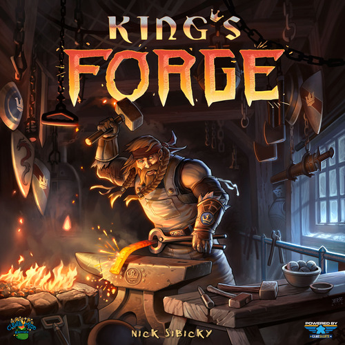 Under The Microscope - A Review of King's Forge by Nick Sibicky (1/3)