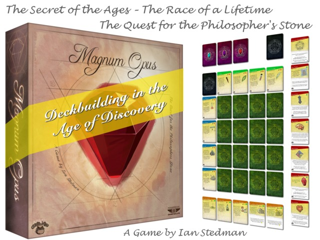 Under The Microscope - Magnum Opus by Ian Stedman (2/4)