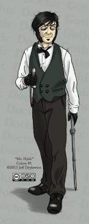 Mr. Hyde!