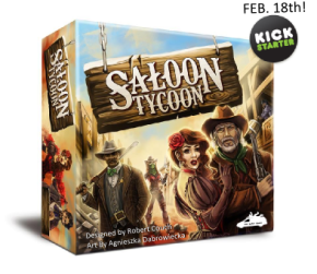 A Conversation With…AJ Porifirio of Van Ryder Games & Rob Couch About Saloon Tycoon